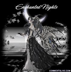 enchanted-nights.gif image by LadySodamnice - Photobucket