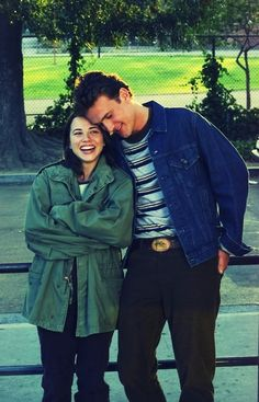 Freaks and Geeks. In my head, Nick & Lindsey end up together since no one will ever really know... <<< SAME.