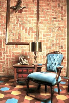 LA CLÁSICA: ARQUITECTURA ÍDEM. #Mosaics #Architecture and #Design #Mosaicos #Arquitectura