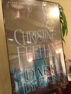 Christine Feehan 2013... I BEEN WAITING FOR THIS BOOK FOR LIKE 10 YEAR