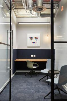 Office Interior Design, Office Interiors, New London, Building, Buildings, Construction, Office Decor