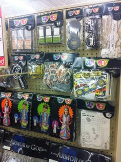 Hobby Lobby- Agency D3 Items