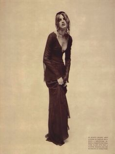 Vogue Italia july 1996 by Paolo Roversi
