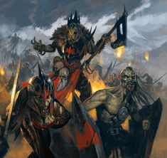 Goblins are upon you! by DiegoGisbertLlorens.deviantart.com on @deviantART