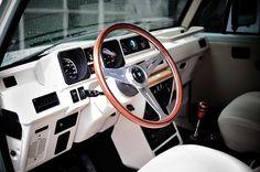 Mitsubishi Pajero -> MOHENIC GARAGEs redesign -> 2013 Mint Duck V6 Gallop