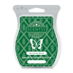 VERY SNOWY SPRUCE SCENTSY BAR Breathe in fresh forest air: balsam, spruce, and cedar branches embrace the warmth of amber and woody pinecones. Returning to Scentsy Fall Winter Idaho, Cube Design, Wax Warmers, Scented Wax Melts, Scentsy Bar, Scentsy Fragrances, Paraffin Wax, Pine Cones, Amber
