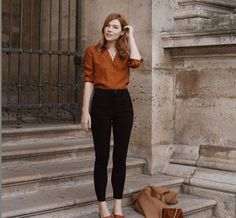 Elegant Work Outfits Ideas For Women - Outfits for Work - Business Outfits for Work Day To Night Outfits, Summer Work Outfits, Casual Work Outfits, Business Casual Outfits, Mode Outfits, Work Casual, Fashion Outfits, Business Attire, Casual Goth