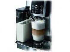 Cafeteira Expresso 15 Bar - DeLonghi ECAM 23.450.S com as melhores condições você encontra no Magazine Tonyroma. Confira!