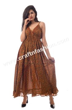 c3335f64591 Australia Style Long Ibiza Dress  Craftnfashion  FashionableDress   WomenDress  BollywoodStyleDress  BeachWear