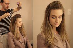 Topete: o penteado da vez em duas maneiras de usar - GLAMOUR   Beleza