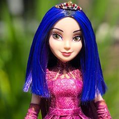 Disney Descendants Dolls, Disney Dolls, Audrey Doll, Barbie Et Ken, Evil Queens, Clay Dragon, Disney Sleeping Beauty, Dove Cameron, Disney Movies