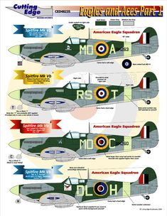 World's Best Model Airplane Decals Paint Schemes, Colour Schemes, Scale Models, Aircraft Painting, Supermarine Spitfire, Asdf, Ww2 Aircraft, Model Airplanes, Paper Models