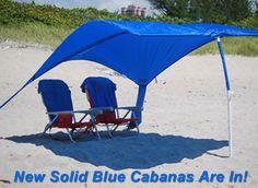 Shadebrella Beach Sun Shade Canopy Cabana Beach