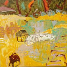 Golden waters by Sally Stokes Australian Artists, Abstract Artists, Abstract Expressionist Art, Painting, Female Art, Abstract Art, Paintings I Love, Abstract, Abstract Expressionist
