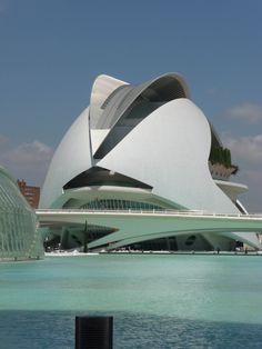 Valencia 2008, City of Arts and Sciences