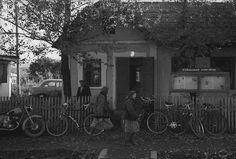В селе, 1960 г., Украинская ССР, Черновицкая обл.