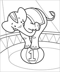 africa coloring pages preschool - photo#37