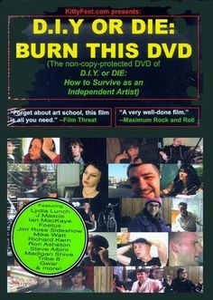 D.I.Y. or Die: How to Survive as an Independent Artist [DVD] [English] [2002]