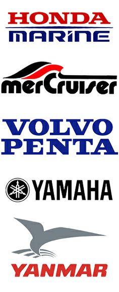 Beach Marine services most major marine brand names, including Honda Marine, Mercruiser, Volvo Penta, Yamaha, and now Yanmar Engines - Service Department