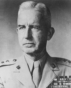 """Anti-communist forces - Oliver Prince Smith (October 26, 1893 – December 25, 1977) was a General in the United States Marine Corps and a highly decorated combat veteran of World War II and the Korean War. He is most noted for commanding the 1st Marine Division during the Battle of Chosin Reservoir, where he said """"Retreat, hell! We're not retreating, we're just advancing in a different direction."""""""