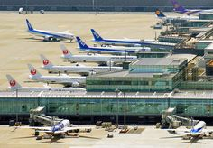 TOKYO -- Tokyo eyes better train access from airports: The Japanese government has come up with 24 potential projects aimed at improving train service that would raise Tokyo's profile as an intern