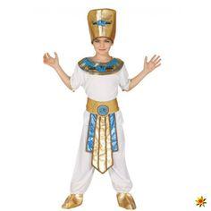 Kinderkostüm Pharao Xerxes, Ägypter 001