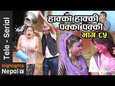 Nepali Comedy Tele-Serial- Hakka Hakki, Episode 85