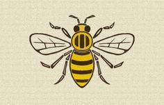 https://flic.kr/p/Va2eGL | Manchester worker bee | The symbol of Manchester, based on the mosaics located throughout the city.   No words seem good enough this week.   Requiescat in pace