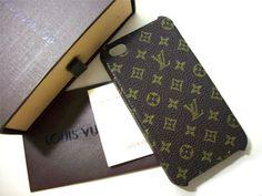 Louis Vuitton IPhone case.... Must have!! ;)