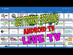 BEST APK ANDROID TORRENT STREAMING - FANTASTIC HD PICTURE - TORRENT STREAM CONTROLLER NOT KODI - YouTube