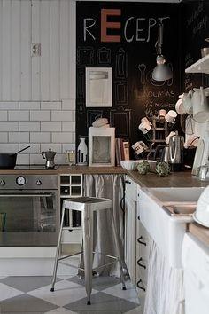 Great Kitchen  xo--FleaingFrance