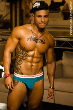 Newbie for andrew christian daily hunk