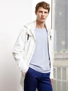 Tim Schuhmacher for Zara Spring 2015 Lookbook