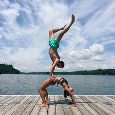 // Hannah Bronfman & Brendan Fallis = inspirational duo