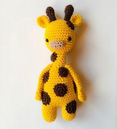 crochet giraffe www.haekelherz.de