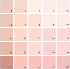 new ideas bedroom paint colors benjamin moore neutral Bedroom Colour Palette, Bedroom Colors, Bedroom Ideas, Diy Bedroom, Pink Palette, Master Bedroom, Benjamin Moore, Wall Colors, House Colors