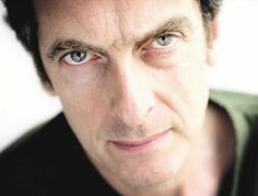Peter Capaldi....why can't he f***ing marry me!!!