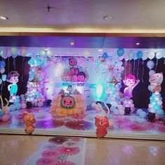 Cocomelon Birthday In 2019 1st Birthday Party Themes