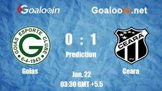 Goias 0-1 Ceara