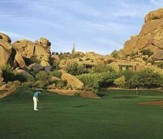 The Boulders Resort Golf Club has two 18-hole championship golf courses designed by Jay Morrish.