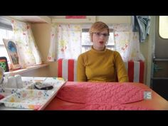 great little caravan video...worth watching!! COMET - the tiny house on wheels - OffBeat Spaces video