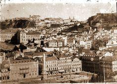 Lisbonne en 1886 Data(s): 1886 Fotógrafo: não identificado in AML