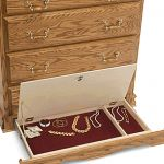 Secret Compartment Drawer in Furniture