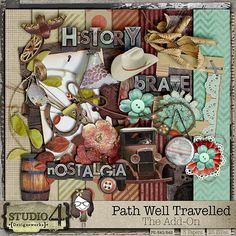 Path Well Travelled - Add-On;   #marchminimadness