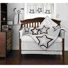 Mod Star Baby Nursery Set