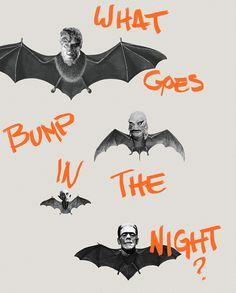 For Halloween on Behance by Kjerstin Asak