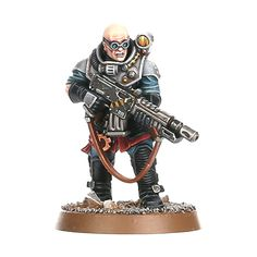 Deathwatch Overkill is a new boxed game from Games Workshop. It sees a Kill Team face off against a Genestealer Cult. Sci Fi Miniatures, Warhammer 40k Miniatures, Warhammer Models, Warhammer 40000, Paint Schemes, Colour Schemes, Minis, Deathwatch, Imperial Fist