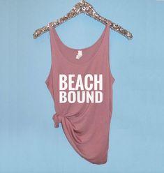 Beach T Shirts, Summer Shirts, Cute Shirts, Family Vacation Shirts, Family Shirts, Beach Bridal Dresses, Cute Shirt Designs, Thing 1, Bachelorette Shirts