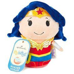 itty bittys® DC SUPER HERO GIRLS™ WONDER WOMAN™ Stuffed Animal