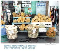 Tarpon Springs, FL Sponge Capitol of the World  https://images.search.yahoo.com/images/view